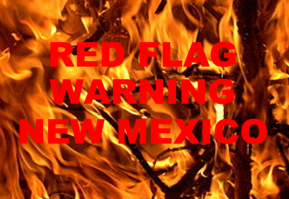 Red Flag Warning NM Pic