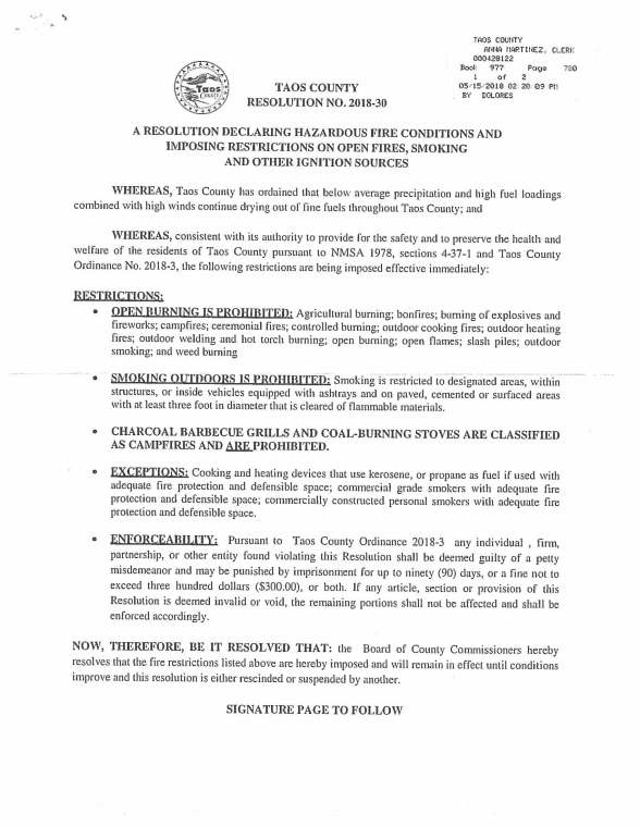 Taos County Resolution 2018-30_Page_1
