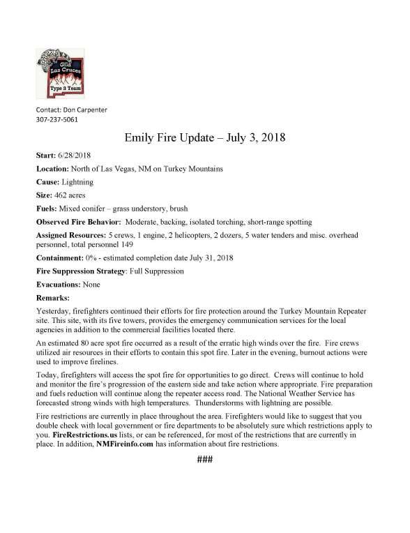 Emily Fire.press release.FINAL. 7-3-2018