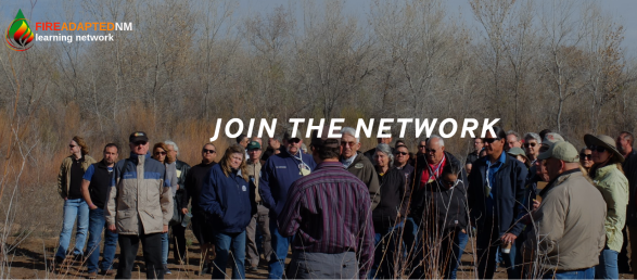 Fire Adapted Network Cover Photo